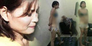 Foto Model Sexy Novi Amalia 3