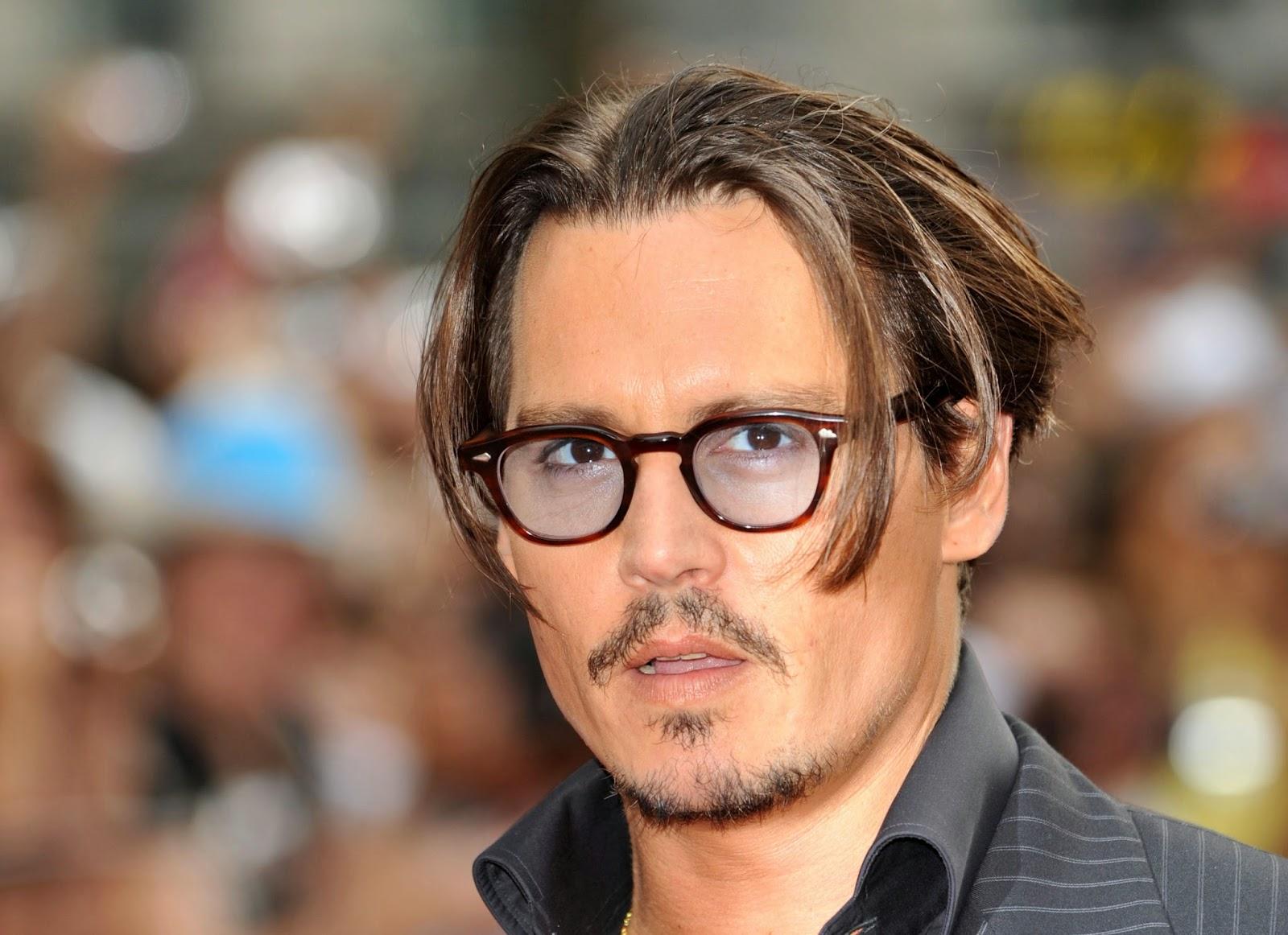 Johnny Depp-Biografia e Fotos