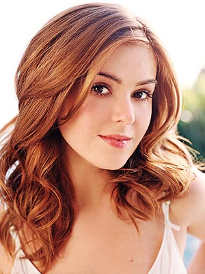 Isla Fisher Wallpaper