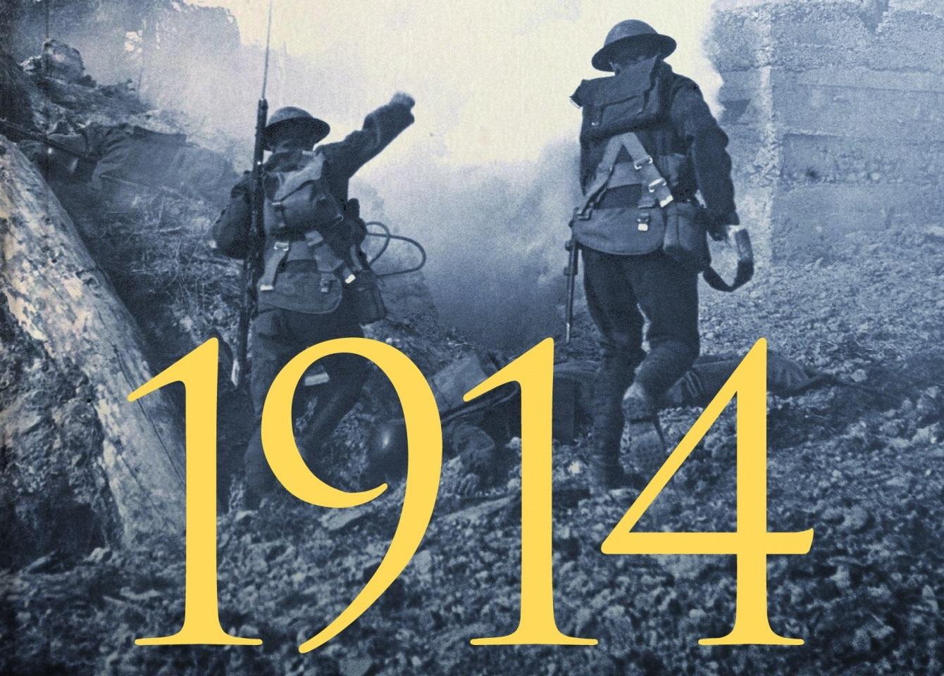 """TEMA: 1ª Guerra Mundial o """"Gran Guerra""""."""