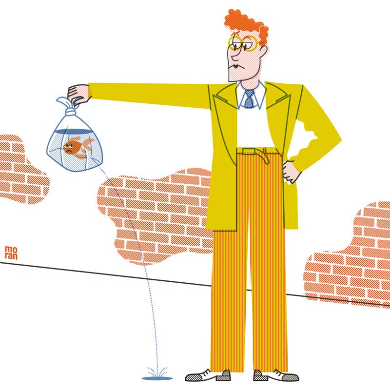 marcos morán ilustracion dibujo illustration drawing moran