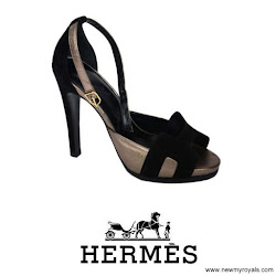Princess Charlene HERMES Shoes