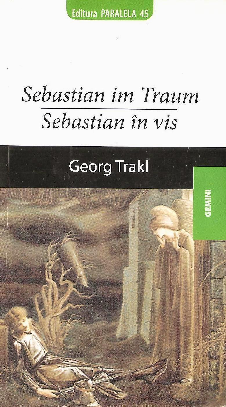 Georg Trakl, paralela 45, simbolsim, poeti germani