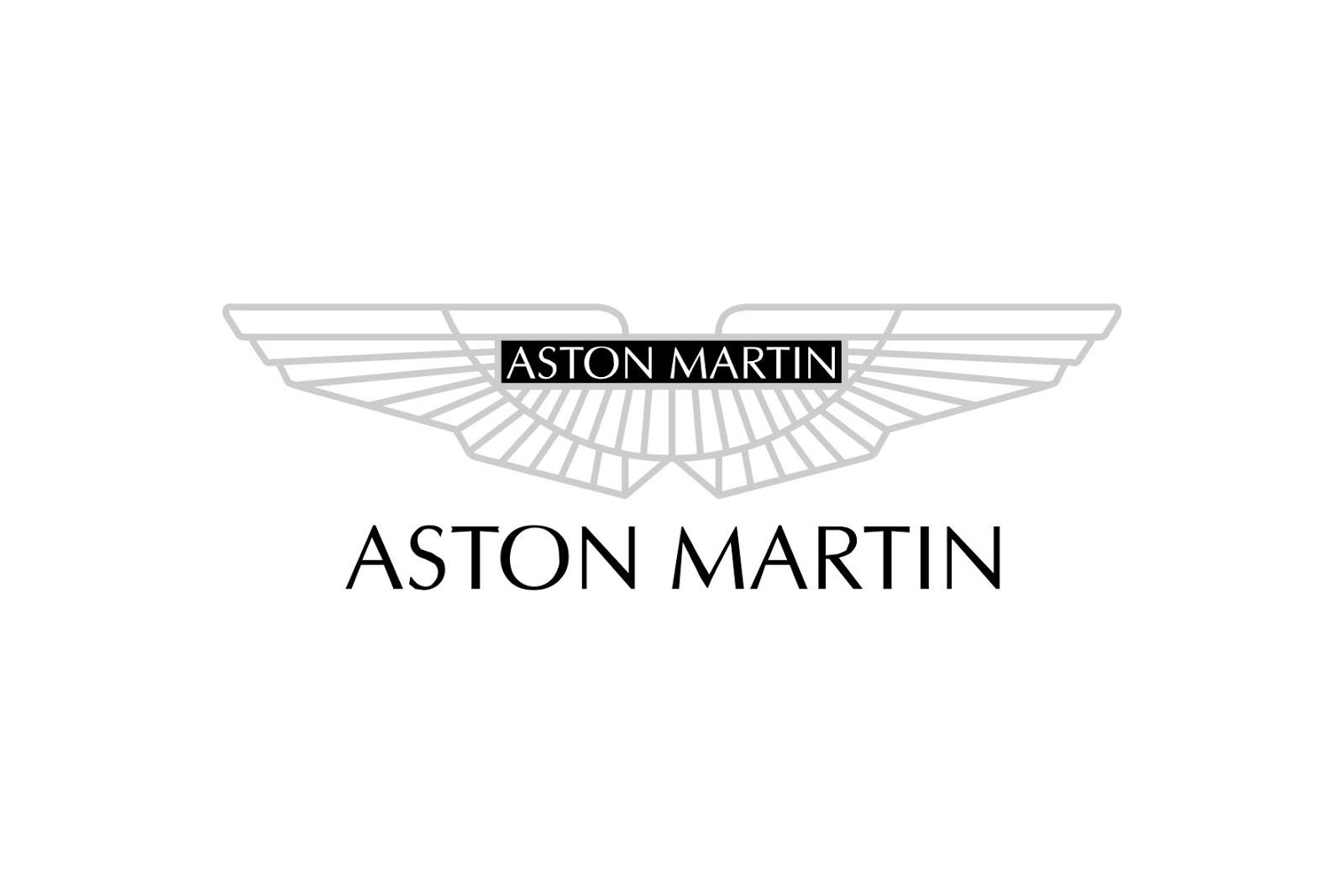 aston martin logo - automotive car center