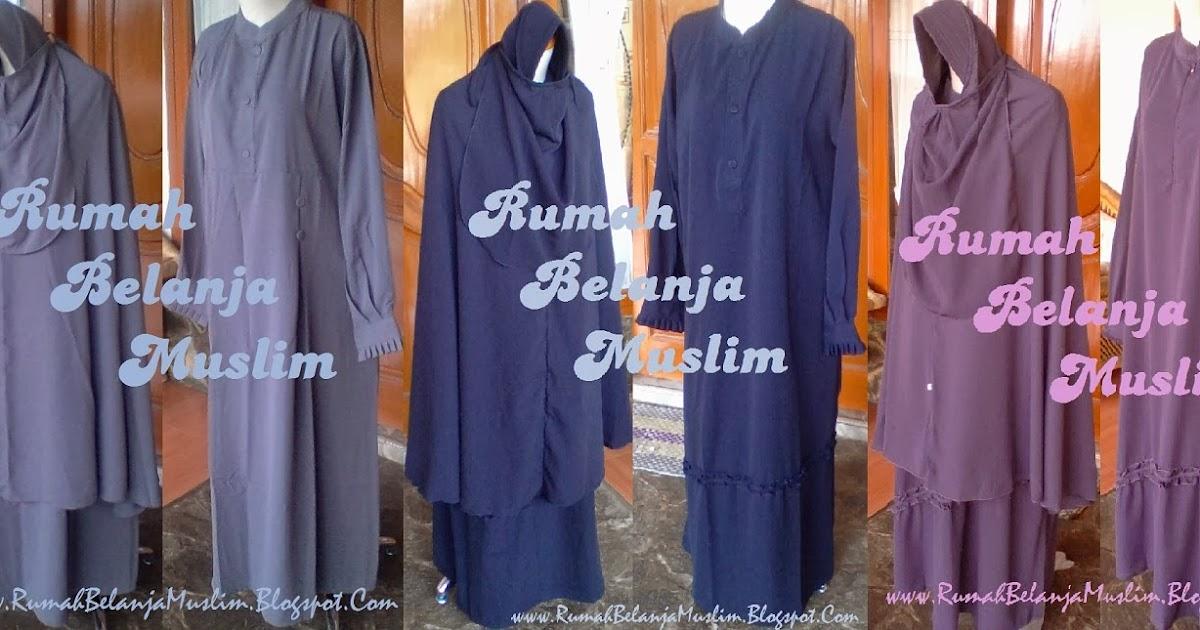 Berbusana Gamis Muslimah Syar I