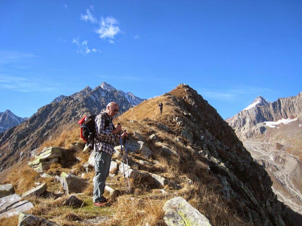 Malati di montagna al passo andolla aspettando l 39 inverno - Riscaldare velocemente casa montagna ...