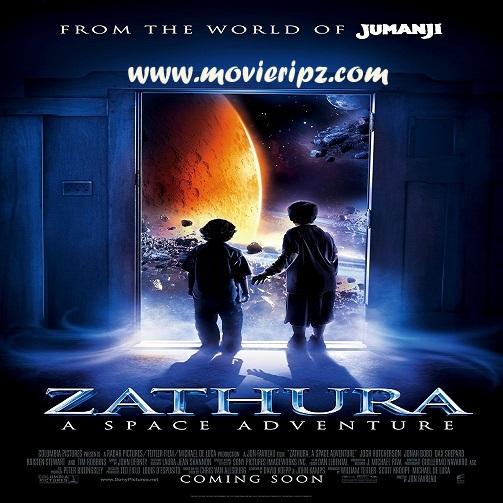 Zathura book