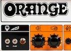 オレンジのアンプ