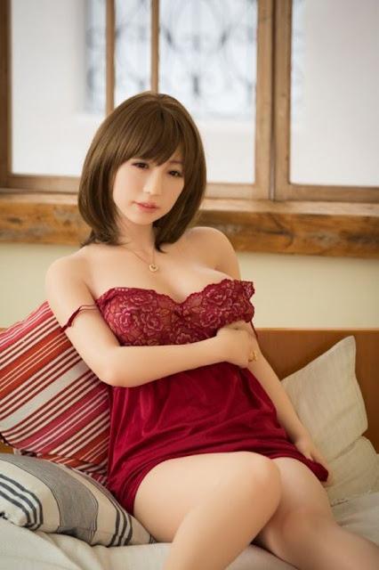 Búp bê tình dục nhật bản sexy ko kém gì hotgirls 13