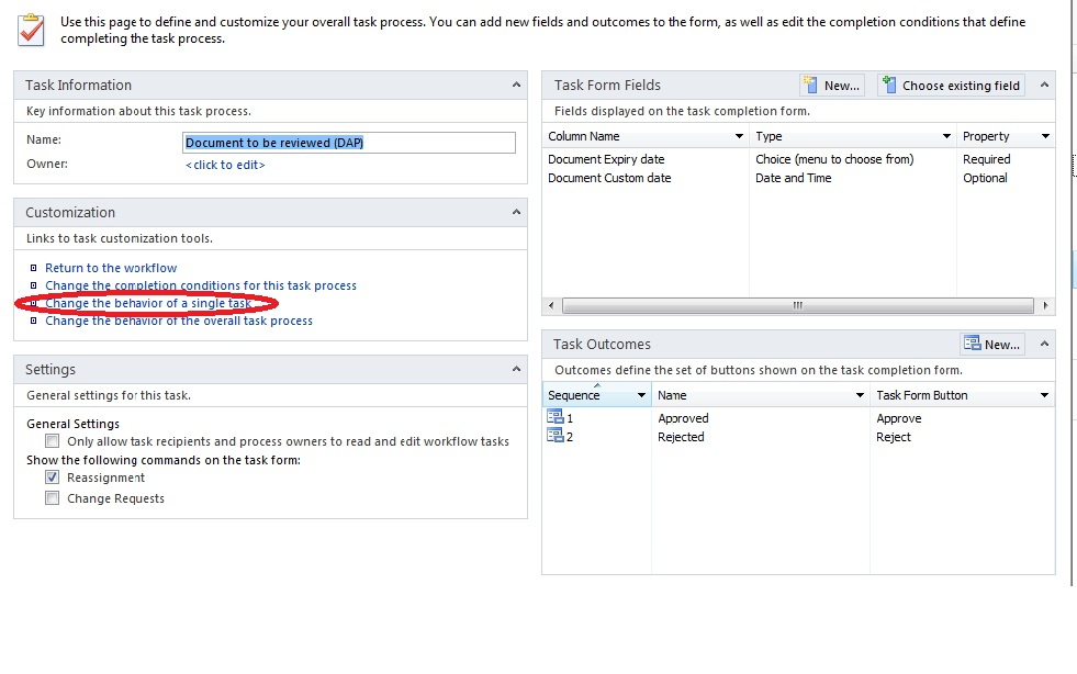 Code Concoction: Capture task ID for approval task in SharePoint ...