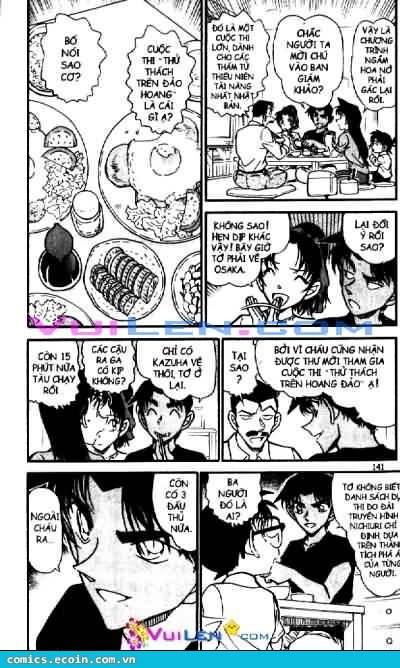 Detective Conan - Thám Tử Lừng Danh Conan chap 562 page 5 - IZTruyenTranh.com
