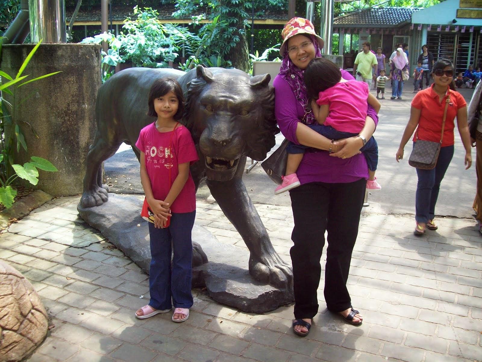Zoo Taiping 2013