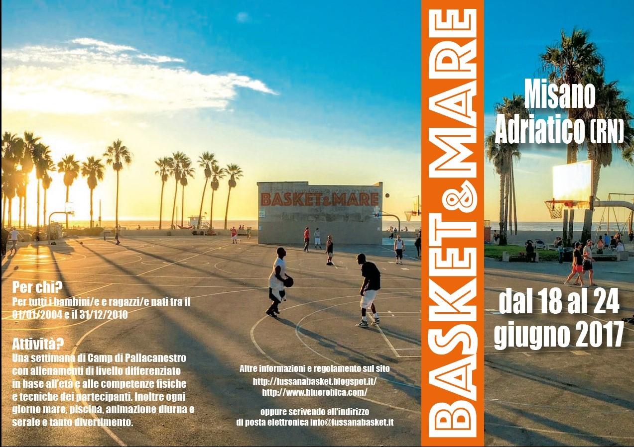 """Summer Camp """"Basket & Mare"""""""