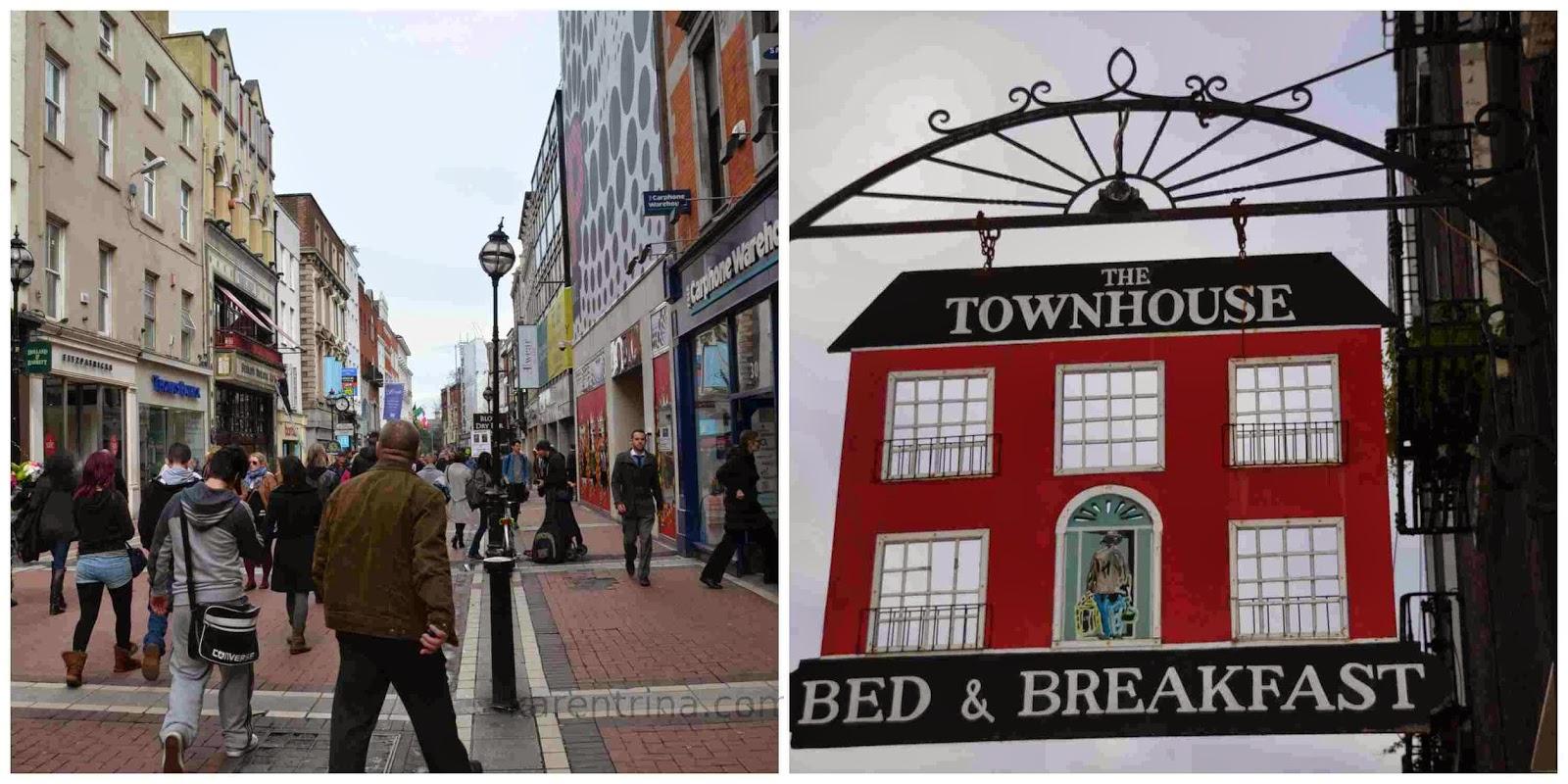 Dublin Town House B & B