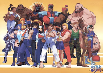 #17 Street Fighter Wallpaper