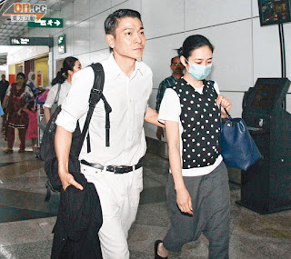Andy Lau finally can pass down family name, 45 year old Carol Zhu is 5 months pregnant