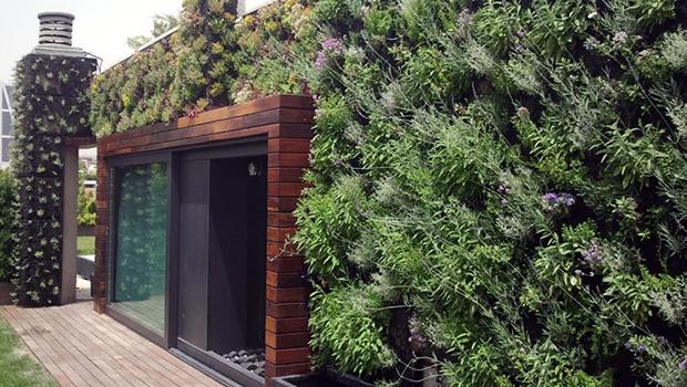 Blog del bienestar julio 2013 for Jardines verticales concepto
