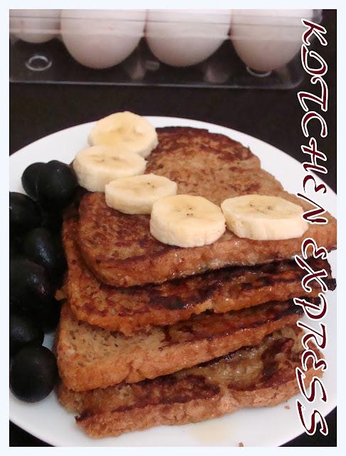 bombay bread toast/french toast/bread toast