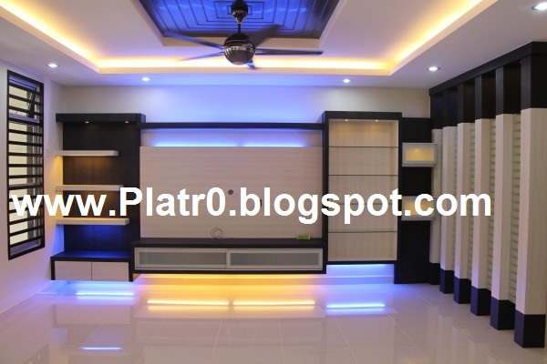 Decoration placo platre - Model faux plafond salon ...