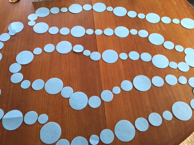 circle garland