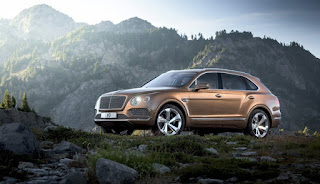 Bentley's fast, tech-savvy SUV makes American debut
