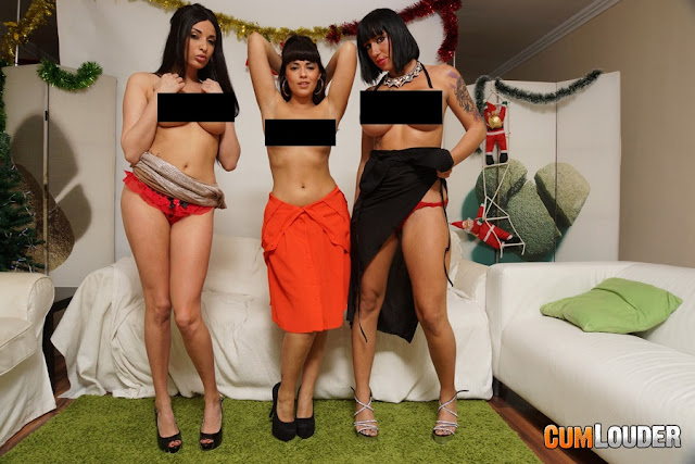 Anissa Kate, Ava Dalush, Suhaila Hard - Orgy By Surprise (CumLouder)