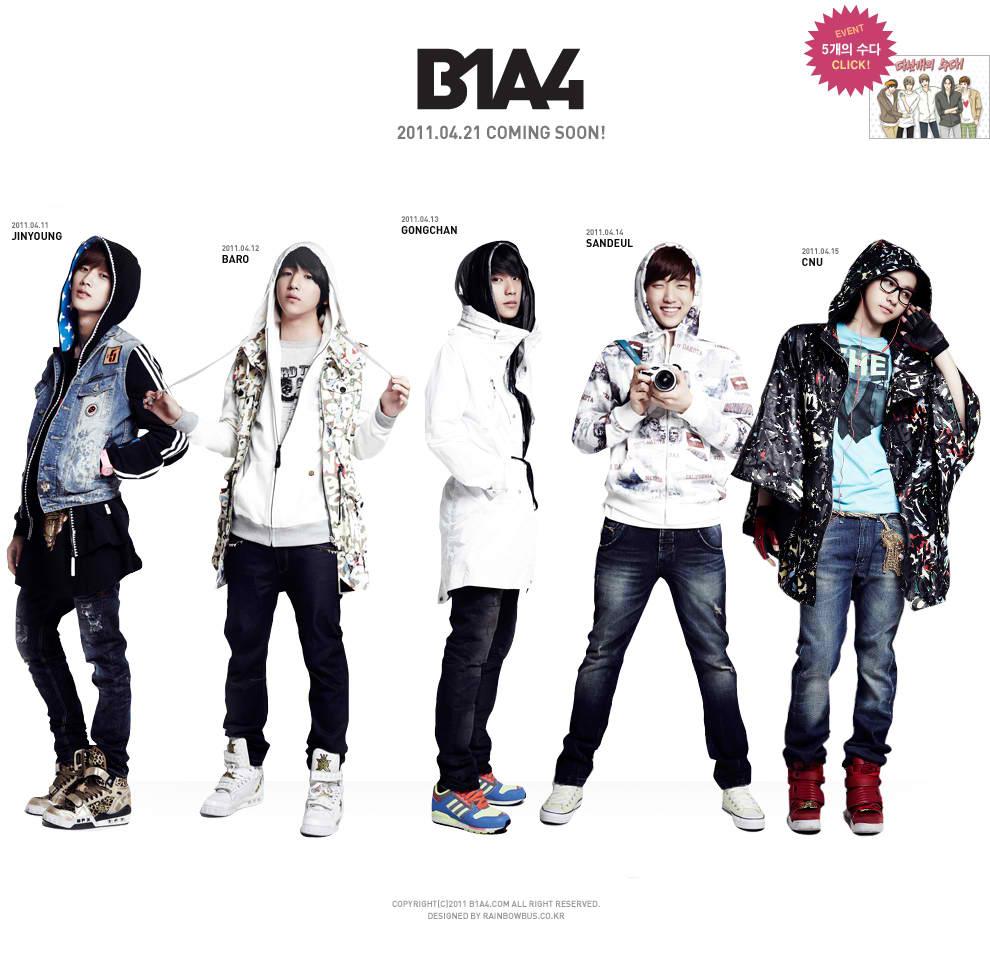 B1a4 Names     B1a4 Names