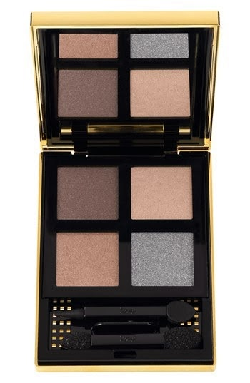 2013 Holiday Beauty Gift Pick - Yves Saint Laurent Downtown Pure Chromatics Collector Palette City Drive, Classy