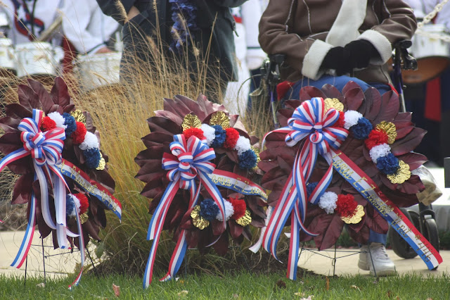Wreaths to be laid at war memorial