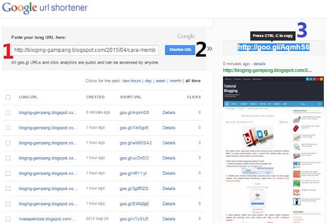 Daftar Situs Terbaik Penyedia Layanan URL Shortener