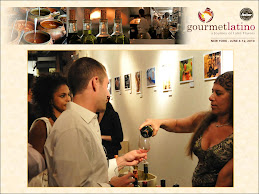 Rainforests eyes in Gourmet Latino Festival.  Gallery of images