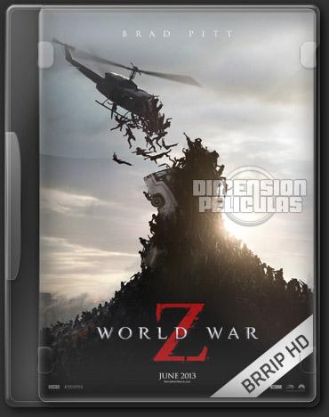 World War Z (BRRip HD Unrated Inglés Subtitulada) (2013)