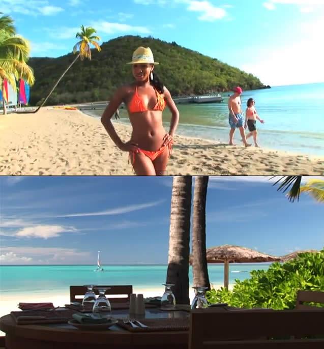 Antiga Island - Caribbean