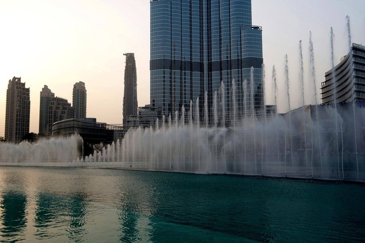 Dubaj City – z perspektywy krotkiej wizyty.