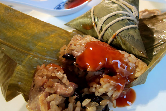 Taiwanese Zongzi &#8211; a Chinese Tamale