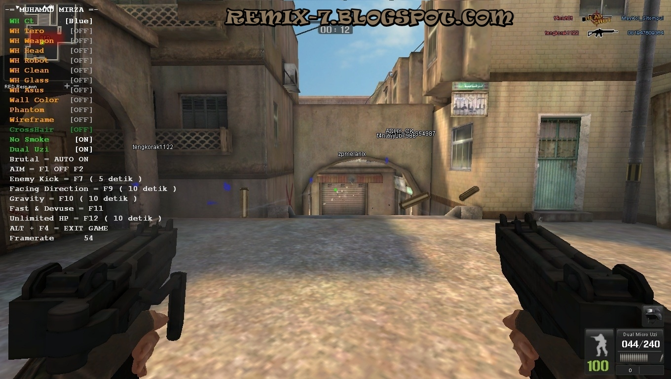 cheat point blank 29 november cit pb 29 november updates point blank