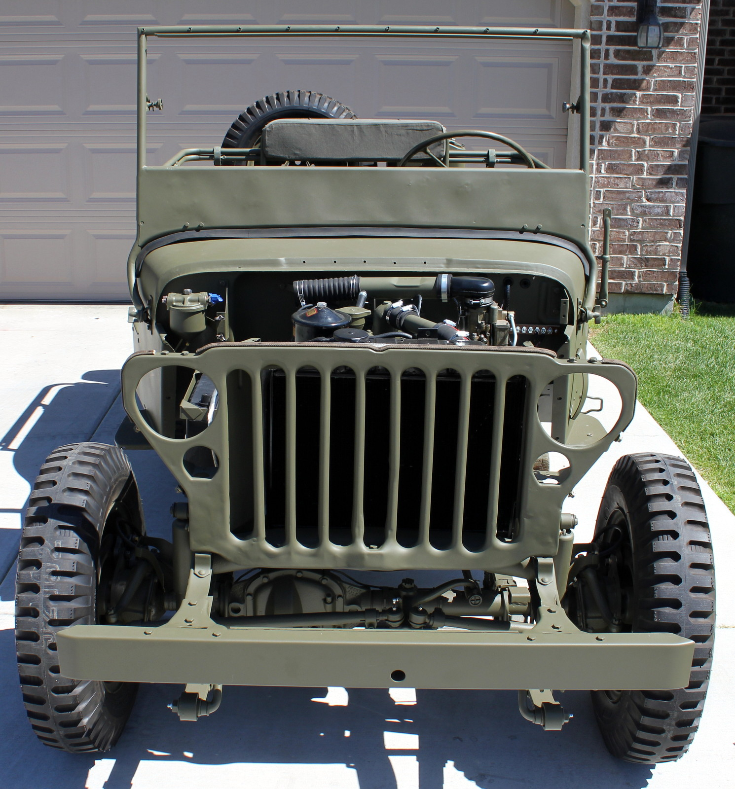 willys mb jeep fuel lines  willys  free engine image for