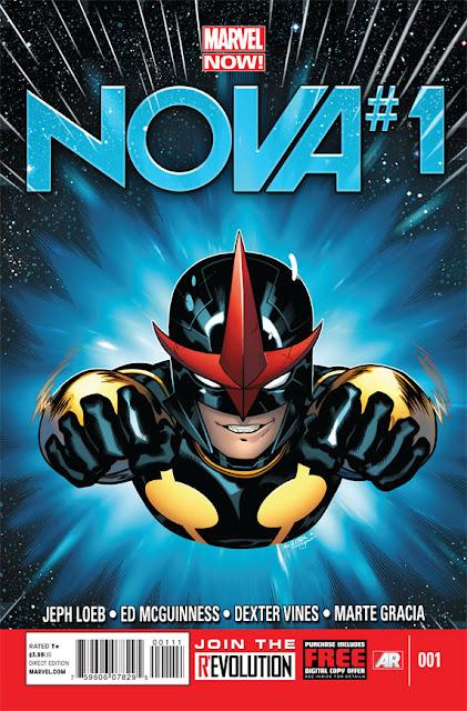 Nova (Marvel Now) Descarga gratis comics español