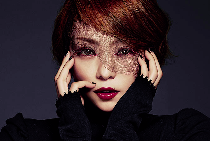 Namie Amuro - _genic | Random J Pop