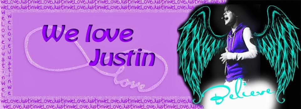 We love Justin