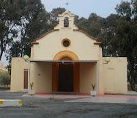 """Actual Ermita de San Pedro Apóstol construida en 1940 Torrellano Bajo - """"Sempere"""""""