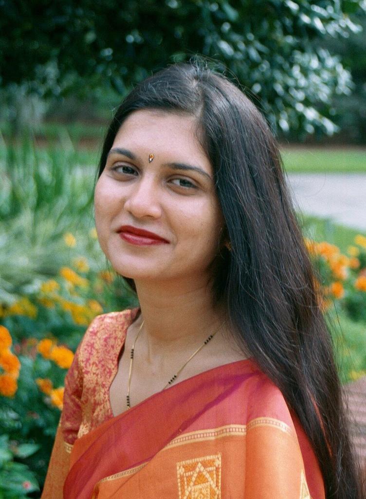 Long Hair Women 1 Long Hair Indian Womens