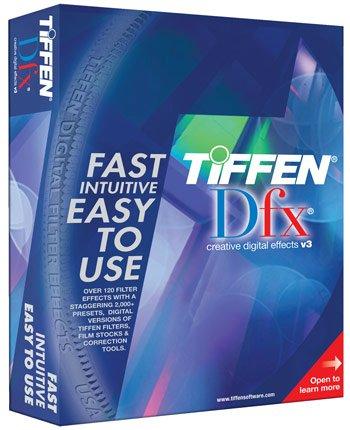 Tiffen DFX 3.0.10 [Multi] [Full] [Photoshop Plugin]