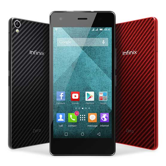 Infinix Zero 2 X509 - Full Features, Hardware Specs, Price and Review