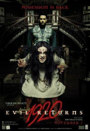 Ma Quỷ Trở Lại - 1920: Evil Returns (2012) Vietsub