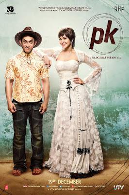 Pk (2014) Hindi Movie HD