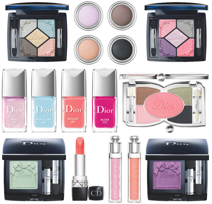 Cosmetoholic Make up World: Romantyczny makijaż na wiosnę ...
