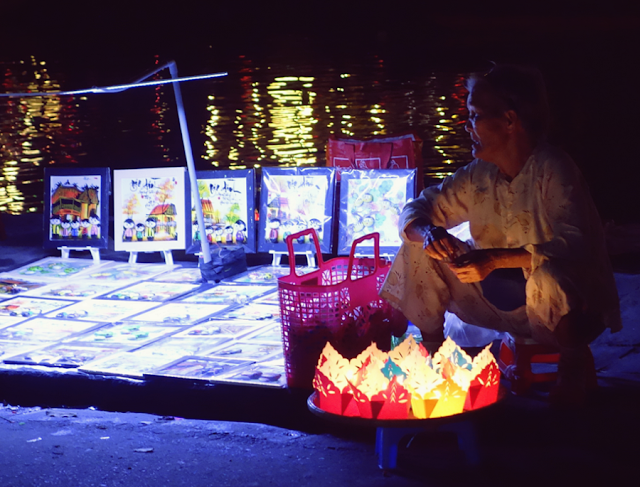 Vietnam, Hoi An, Lanterns, Street Photography