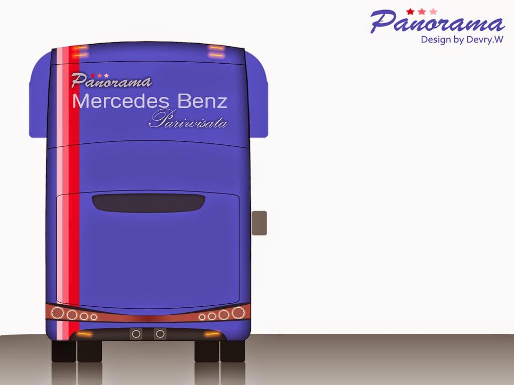Design bus Panorama 3 star