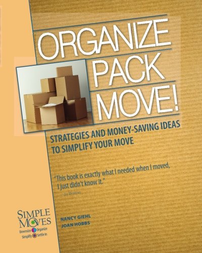Organize, Pack, Move!